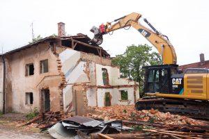 Demolicion obra